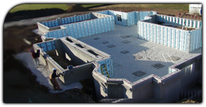 Superior walls of north carolina for Prefabricated basement walls